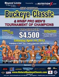 Buckeye Classic Ticket Flyer.