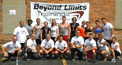 Group Picture of Beyond Limits.