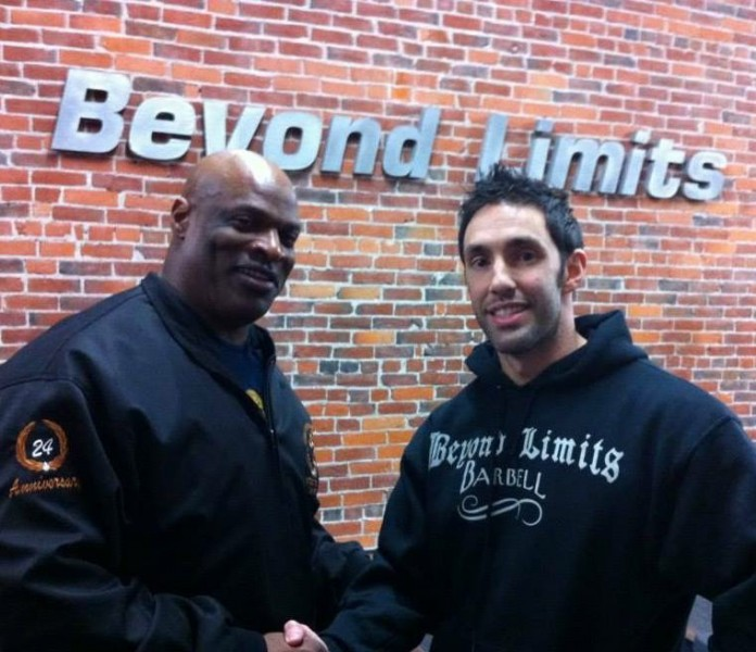 Ronnie Coleman BLT Barbell
