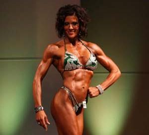Tanya Weinle NPC Bodybuilding Championship.
