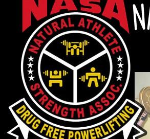 Natural Athlete Strength Association Logo.