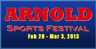 Arnold Sports Festival Event Information.